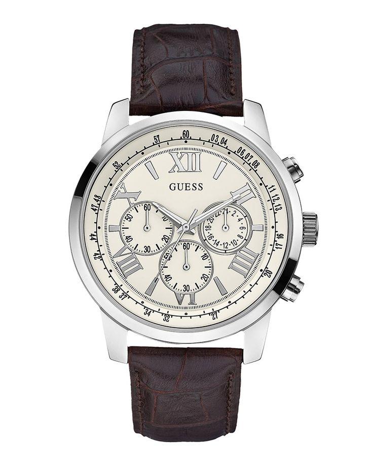 Ρολόι Guess Chrono W0380G2