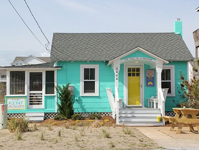 House of Turquoise: The Tale of a Mermaid - Nags Head, NC