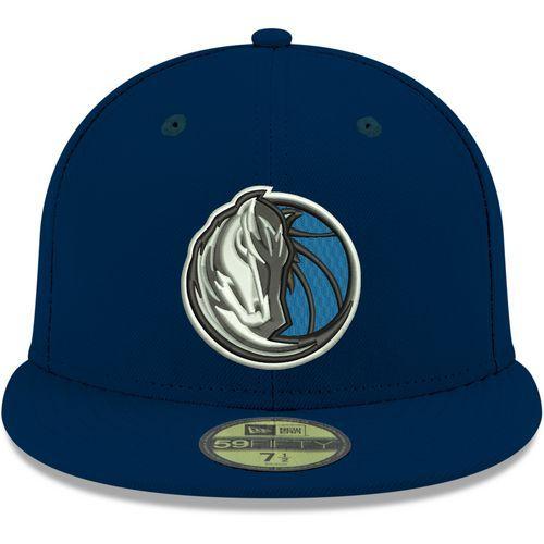 New Era Men's Dallas Mavericks 59FIFTY Stock Cap (Navy, Size ) - Pro Licensed Product, Nfl Caps at Academy Sports
