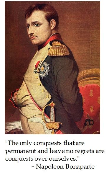 napoleons greatest conquests essay The napoleonic wars: new york: hippocrene books publishing  was not one  of the best organized or most glorious episodes in napoleon's career   comments that napoleon strategically conquered france, but had always  planned to.