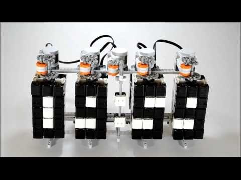 Wow. A Lego Clock: Cool Clocks, Lego Digital, Time Twister, Mindstorms Digital, Lego Clocks, Lego Technical, Digital Clocks, Lego Stuff, Lego Mindstorm