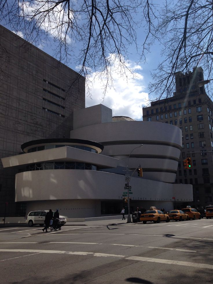 Guggenheim museum#NY