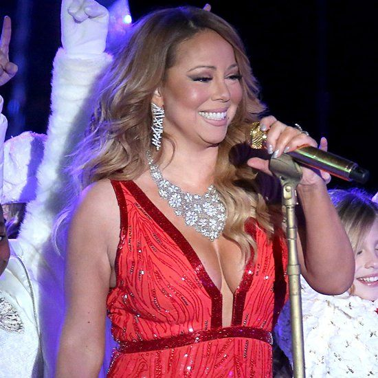 "Pin for Later: Was Mariah Carey's Performance of ""All I Want For Christmas Is You"" Really That Bad?"