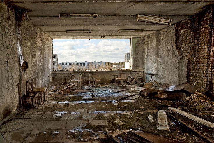 Gerd Ludwig ha fotografato gli effetti della peggiore catastrofe nucleare della storia | VICE | Italia