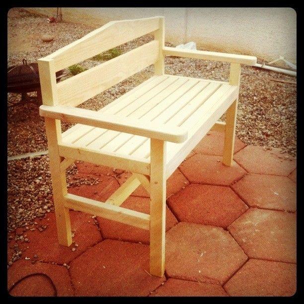 Ana White Build A Garden Bench Free And Easy Diy