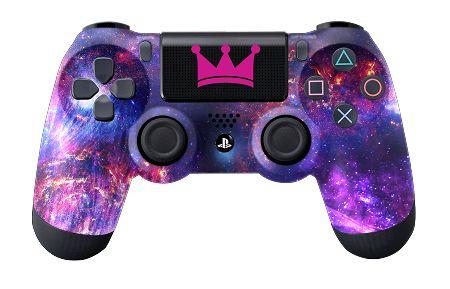 Prestige Clips Dark Matter Edition Pro Series PS4 Controller