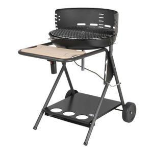 Barbecue SEVILLA Barbecue à charbon de bois - Fonte - Ø 50,