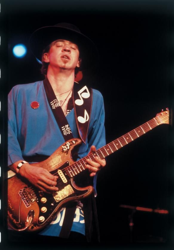 The Best of Stevie Ray Vaughan (Easy Guitar with Notes ...