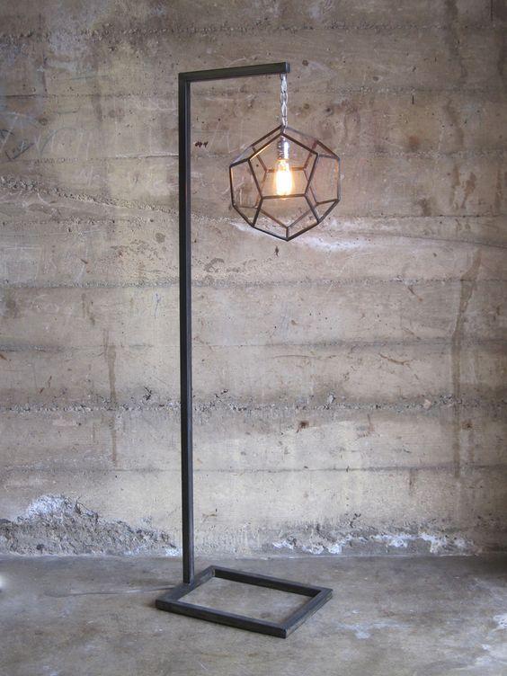 Floor Lamps, Modern creative floor lamps, reading corner