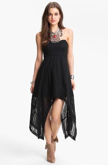 072fa24bf3 Free People Lace Handkerchief Hem Dress available at