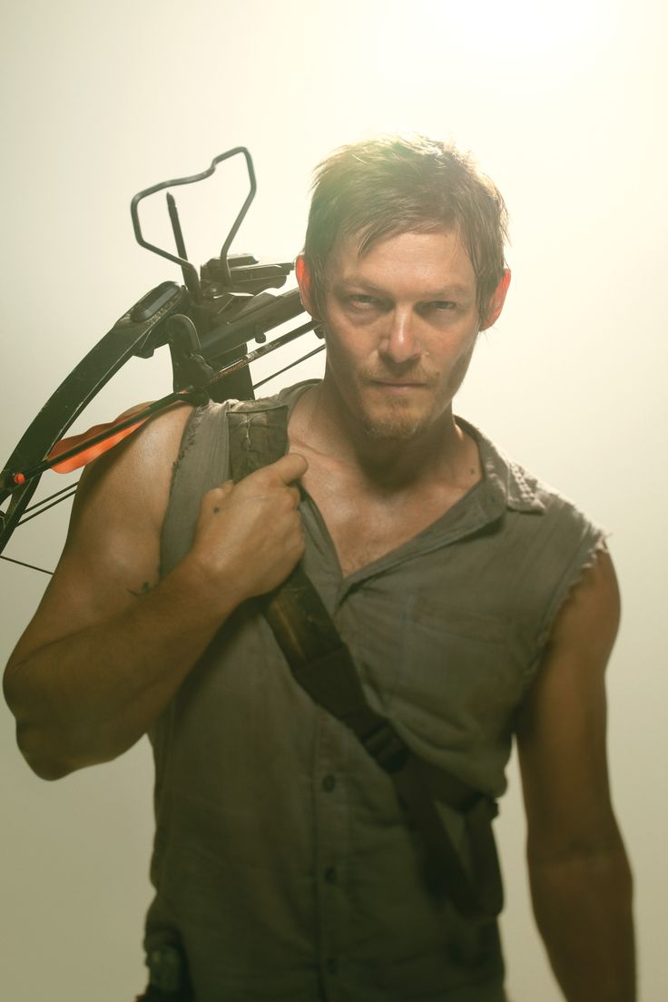 daryl from walking dead | Daryl Dixon (Norman Reedus) – The Walking Dead – Photo Credit ...