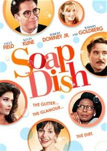 """Soap Dish"" Sally Field, Kevin Kline, Robert Downey Jr., Whoopi Goldberg, Elisabeth Shue, Terri Hatcher, Cathy Moriarity....Hilarious"