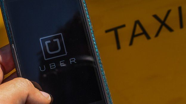Judge overturns Uber ride-sharing ban in Germany
