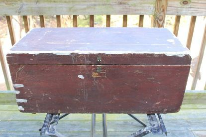Best 10 Antique Trunks Ideas On Pinterest