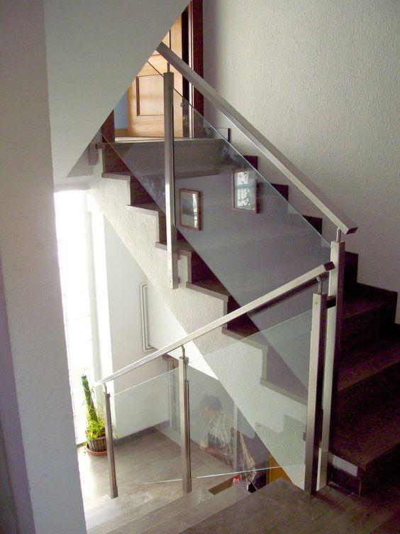 M s de 25 ideas incre bles sobre barandilla de acero - Ver escaleras de caracol ...