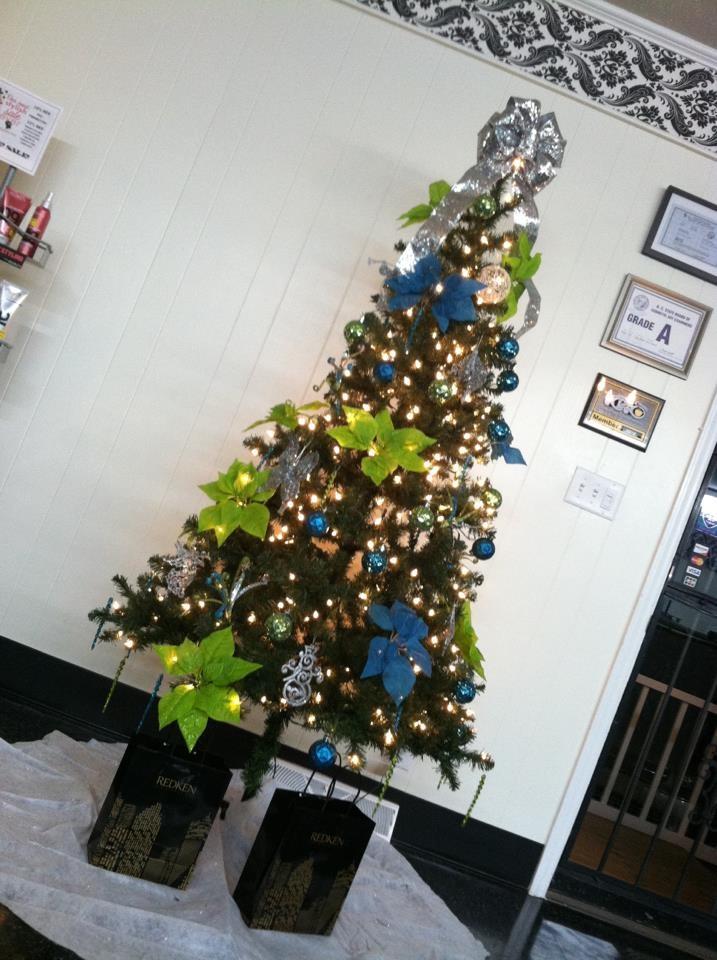 SALON'S 1ST CHRISTMAS 2012!