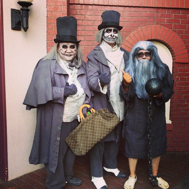 Haunted Mansion Hitchhiking Ghosts Costumes | Everything ...