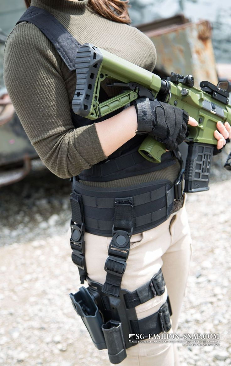 Women's clothing for guns