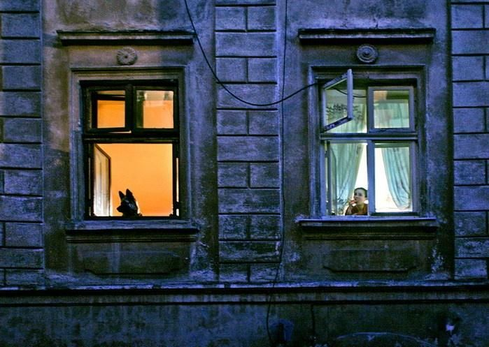 Scenes of St. Petersburg by Russian photographer Alexander Petrosyan