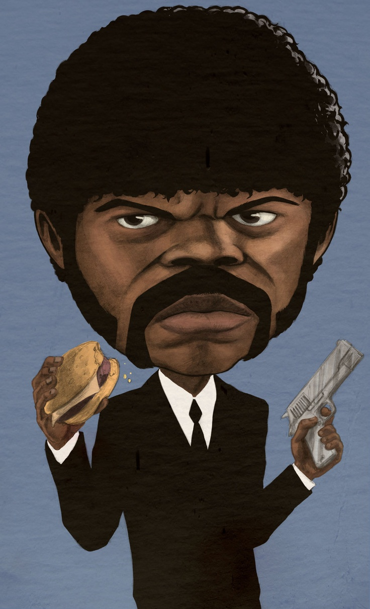 Samuel L Jackson royale with cheese