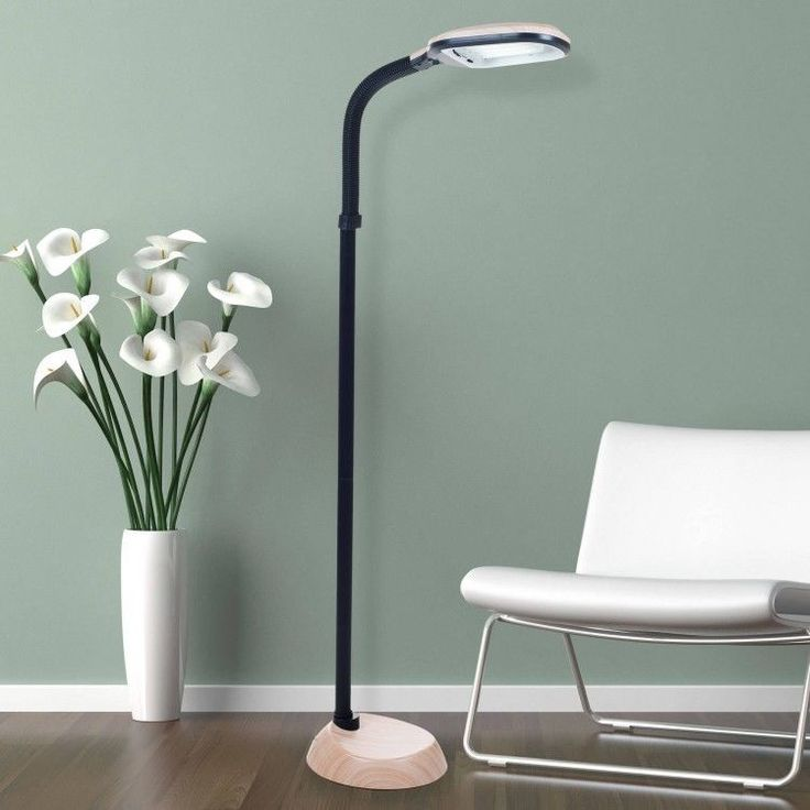 Lavish home 6 ft led adjustable floor lamp the lavish home led adjustable floor lamp is here to help you say goodbye to instrusive lighting fixtures