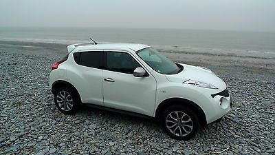 My awesome Juke is For Sale: Nissan Juke 1.6 DIG Shiro Limited Edition, White, 2012