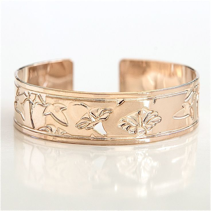 Bracelets For Ladies  :    Rose gold bracelet, Rose Gold cuff, cuff bracelet, Rose gold, rose gold bangle, floral bracelet, orchids, rose gold jewelry  - #Bracelets  https://talkfashion.net/acceseroris/bracelets/bracelets-for-ladies-rose-gold-bracelet-rose-gold-cuff-cuff-bracelet-rose-gold-rose-gold-bangle/