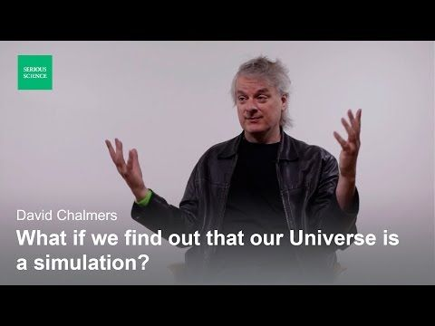 Skepticism and the Simulation Hypothesis — David Chalmers - YouTube