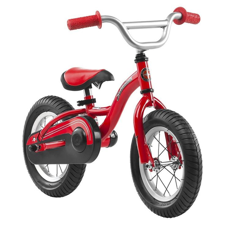 "Schwinn Balance 2 in 1 Bike 12"" - Red"