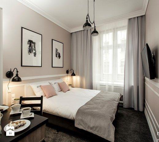 Sypialnia, styl klasyczny - zdjęcie od MANGO Studio Architektury Wnętrz i Ogrodów