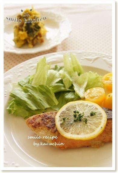 シンプルがおいしい!鮭のムニエル by 料理家 平井一代さん | レシピ ...