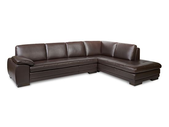 leather sectional furniture family room pinterest leather