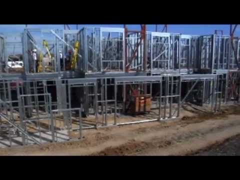 Scottsdale Construction Systems Intelligent Steel Frame