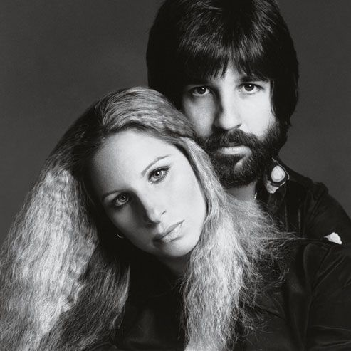 Barbra Streisand & Jon Peters
