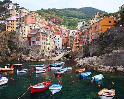 Riomoaggiore - Italy