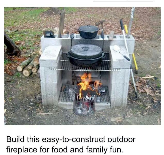 25+ Best Ideas About Homemade Fire Pits On Pinterest