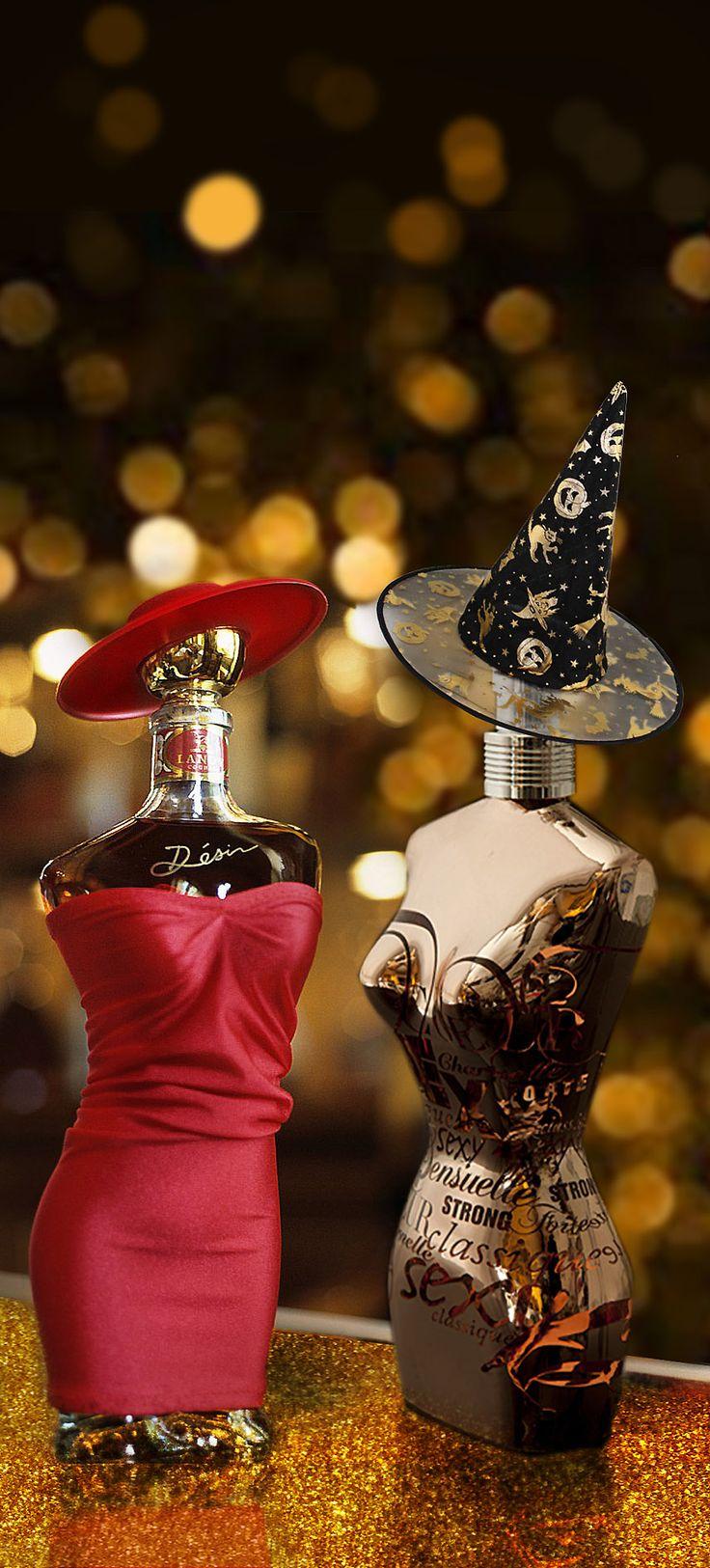 Landy Cognac Desire + Jean Paul Gaultier+ anbenna :)