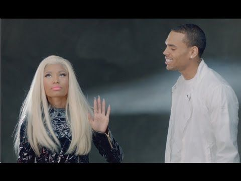Nicki Minaj's 'Right By My Side' video with Chris Brown and Nas debuts