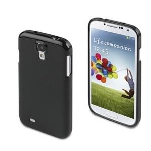 Funda Minigel Negra Samsung I9500 Galaxy S4 Muvit