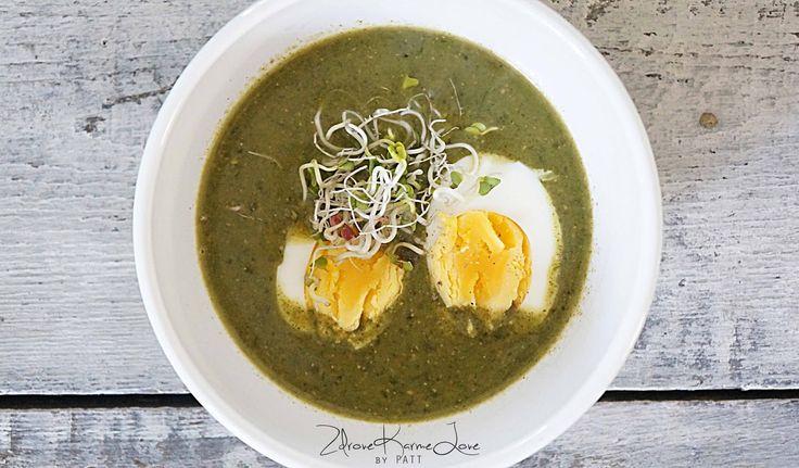 Jeśli znajdziecie gdzieś jeszcze pokrzywę, która nie zakwitła to skorzystajcie z ostatniej chwili zrobienia z niej pysznej i zdrowej zupy! ...