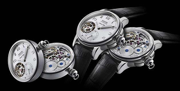 Epos convertible watch