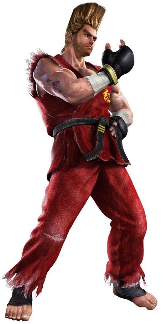 Paul Phoenix - Tekken 6