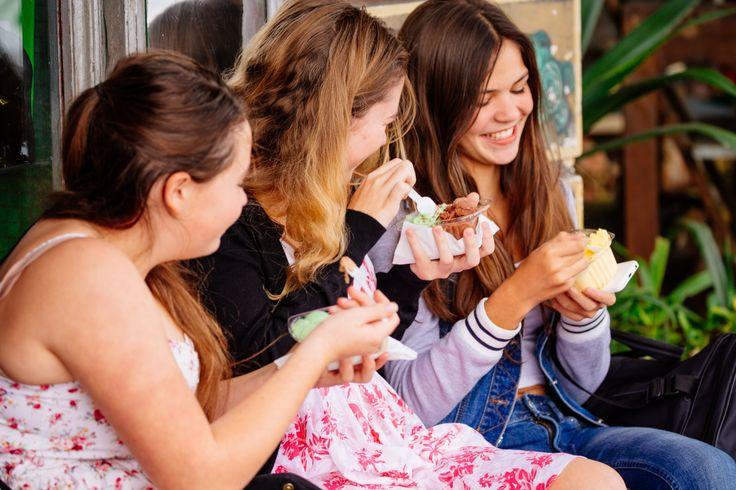 Ice cream in Cape Town