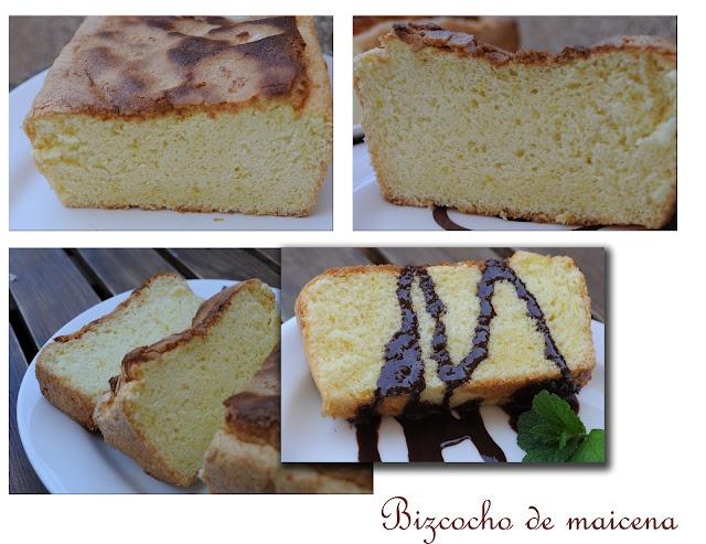 Bizcocho de maicena: Con Mis, Delicia Vegetariana, Cake, Con Gusto, Kitchen With, Candies, De Maicena