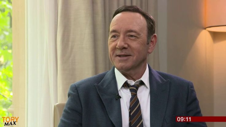 Interview with Kevin Spacey on Baby Driver
