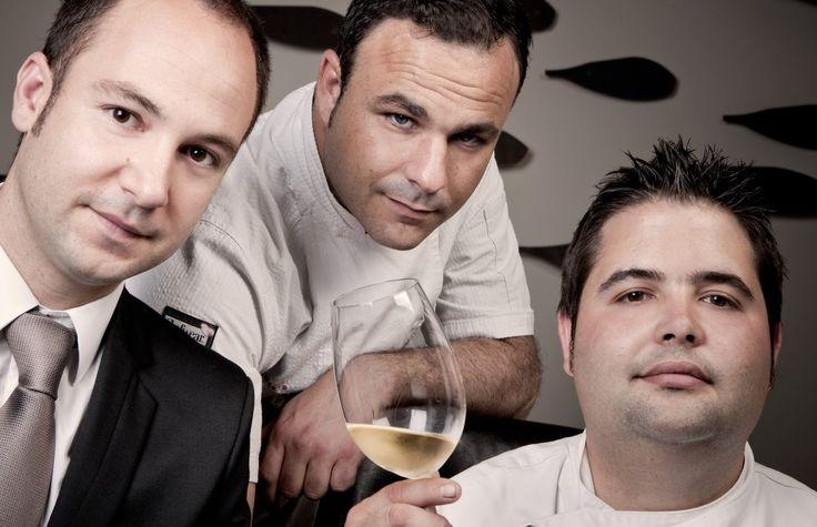 Aponiente, restaurante con mejor tratamiento del vino en 2015