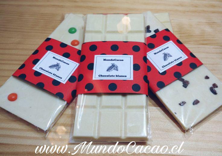 Chocolate blanco