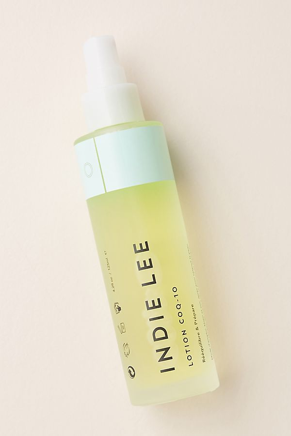 Indie Lee CoQ10 Toner by in Blue Size: All, Bath & Body at Anthropologie