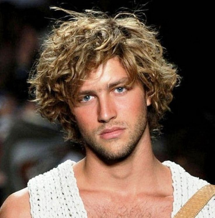 Best 25 Men Curly Hairstyles Ideas On Pinterest: Best 25+ Frizzy Hair Men Ideas On Pinterest