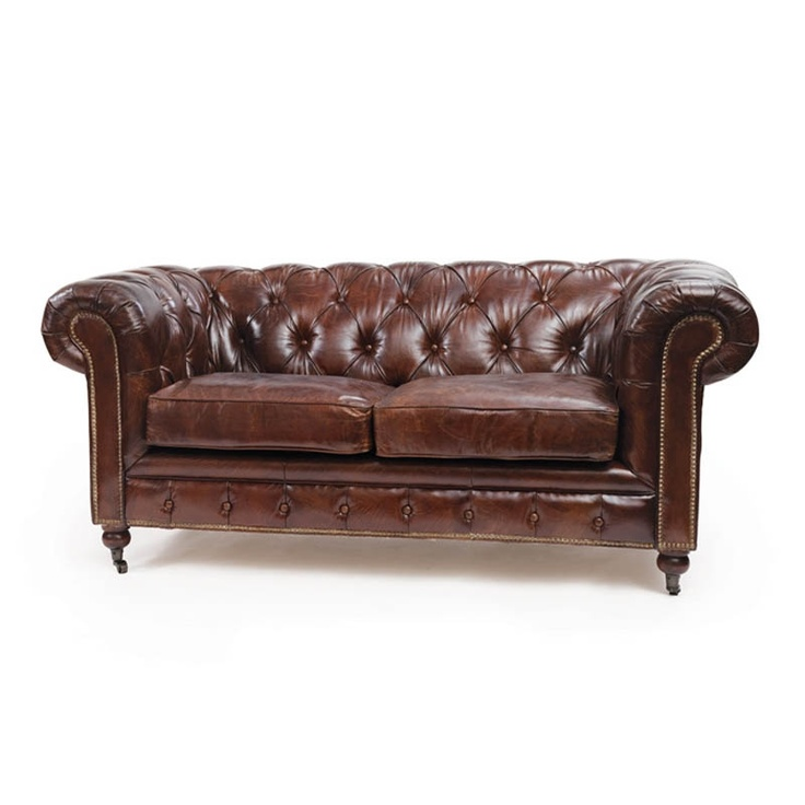 #sofa #couch #gohome London Chesterfield Sofa From Go Home   11607. Vintage